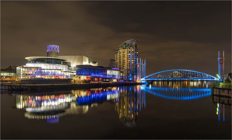 First place – Dave Chapman – Salford Quays